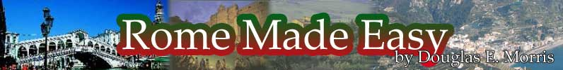 Rome Made Easy - Banner